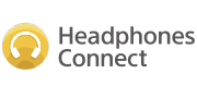 Logotipo de Headphones Connect