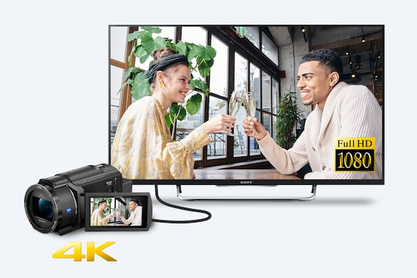 Reproducción Full HD en dispositivos o TV no 4K